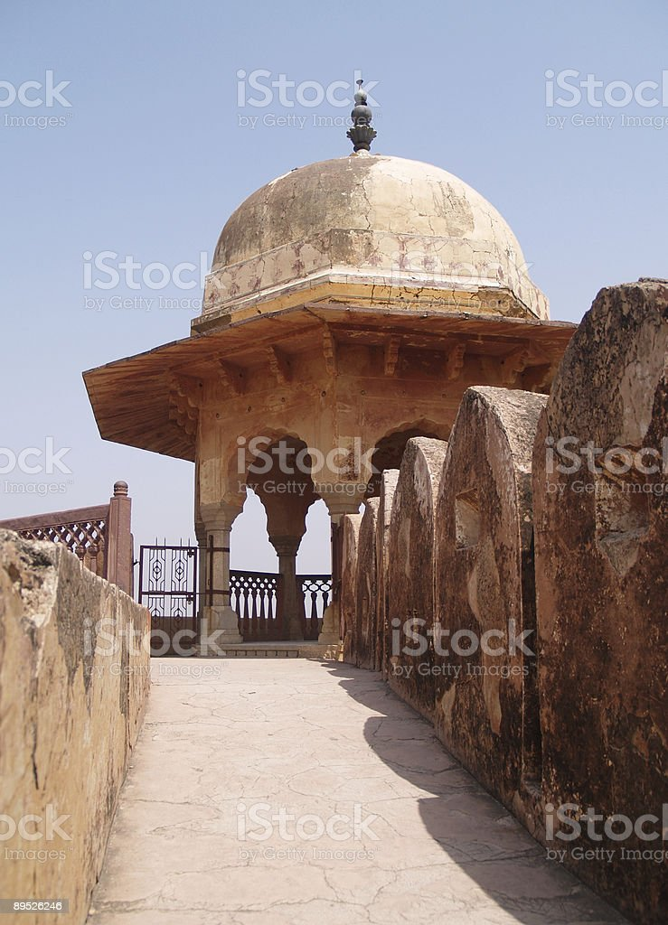 Amber Fort, royalty-free stock photo