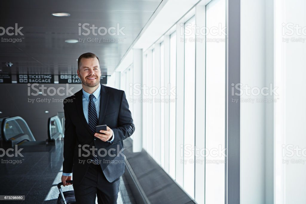 Ambition will take you places royalty-free stock photo