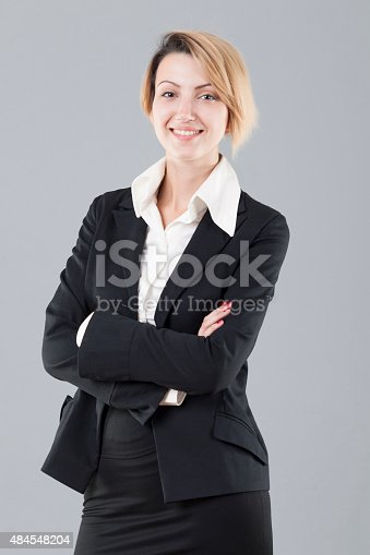 1126471588 istock photo ambitious and ready for the business world 484548204