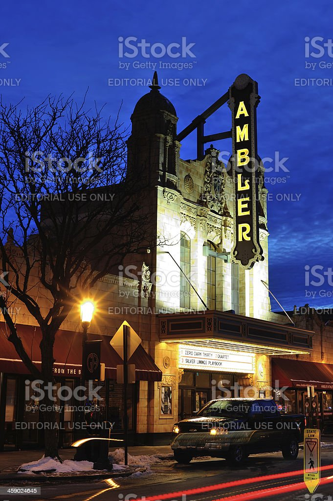 bell tower movie theater