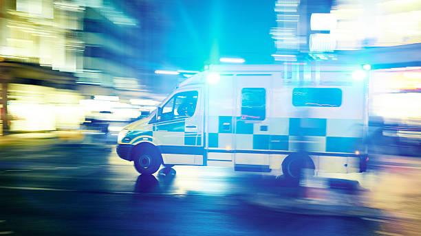 Rettungswagen – Foto