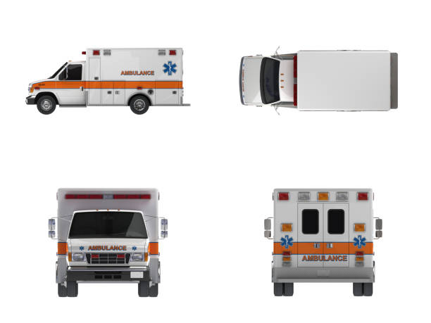 us ambulance(xxxxxl) - ambulance stock photos and pictures