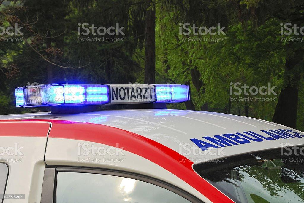 Rettungswagen Rettung Ambulanz Rettungswagen – Foto