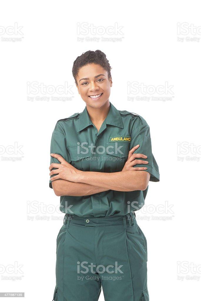 ambulance femme - Photo