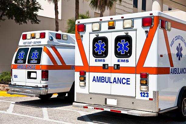 ambulances - ambulance stock photos and pictures