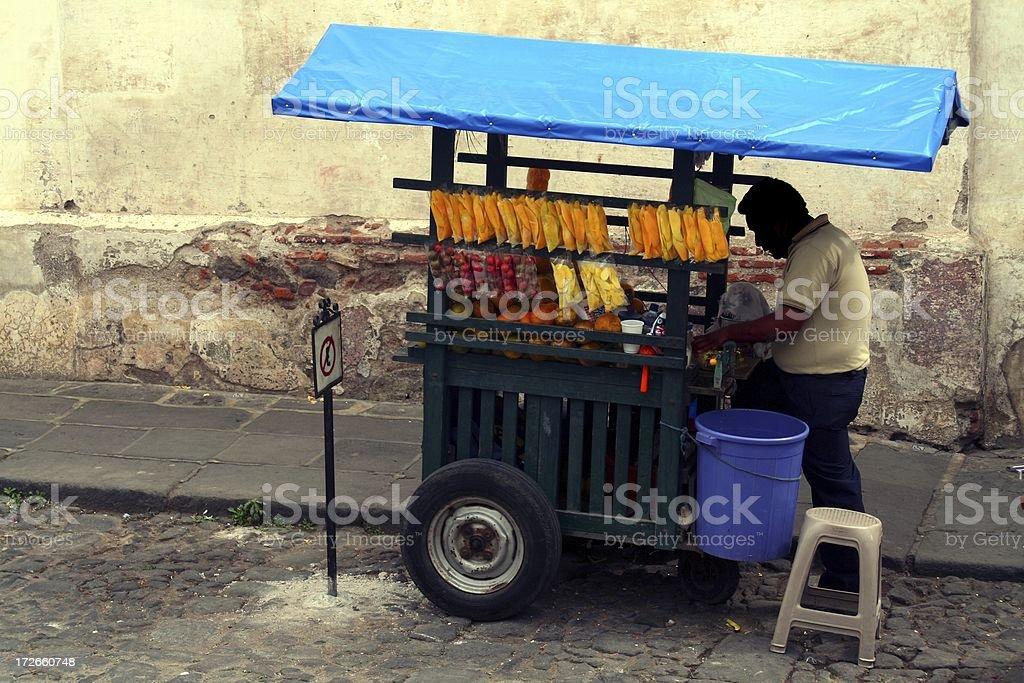 L' ambulante stock photo