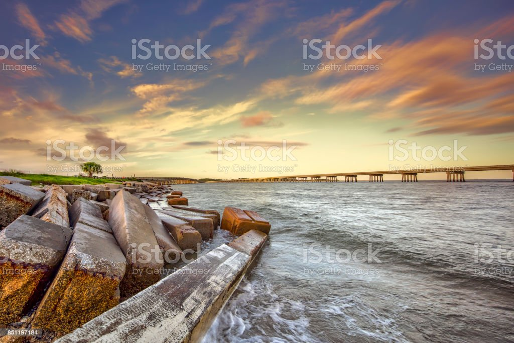 Amelia Island stock photo