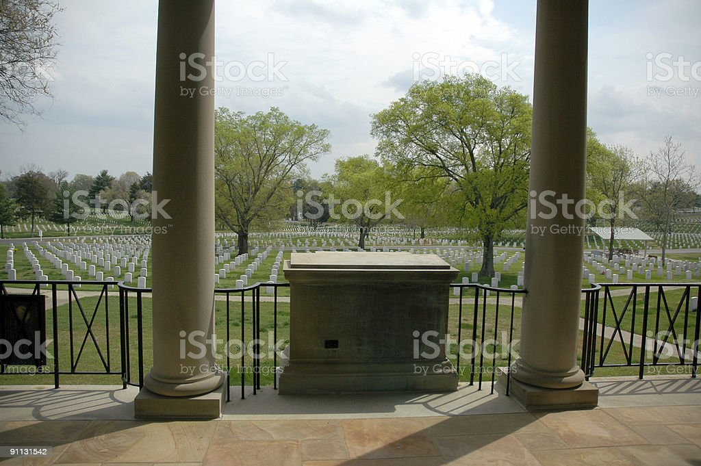 America And Its Dead royalty-free stock photo