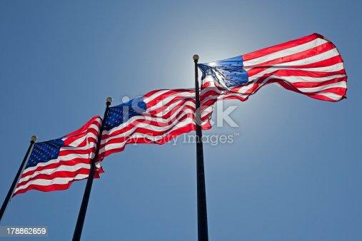 istock America Flags 178862659