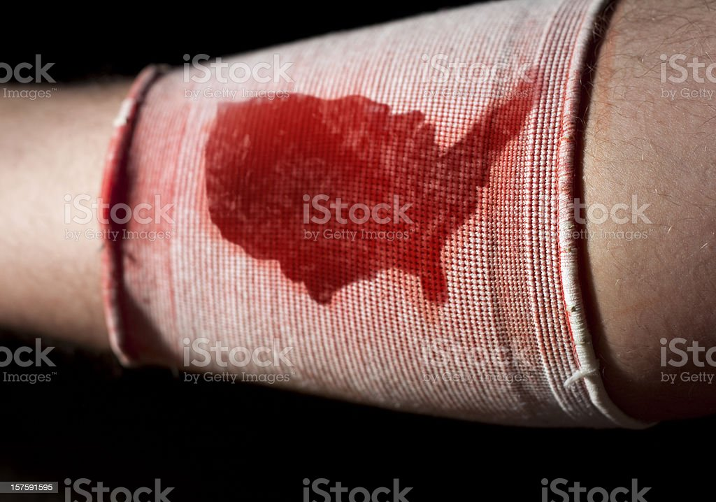 America Health Care  Bandage Stock Photo