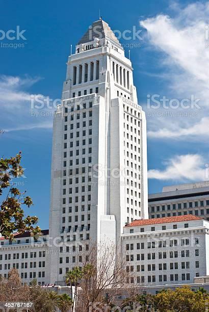 American Architecture: Los Angeles City Hall L.A. California USA