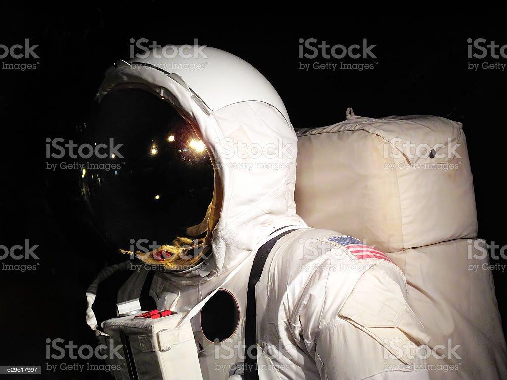 American Astronaut stock photo