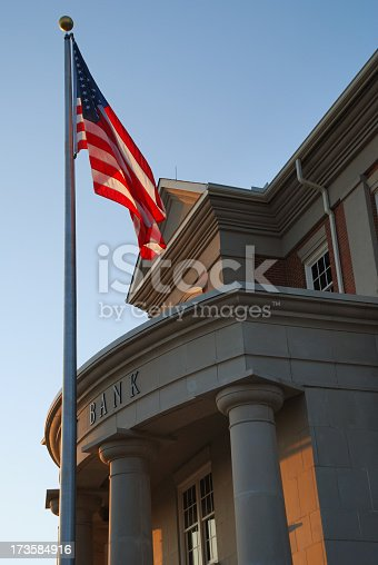 istock American Bank 173584916