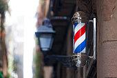 American Barber's pole