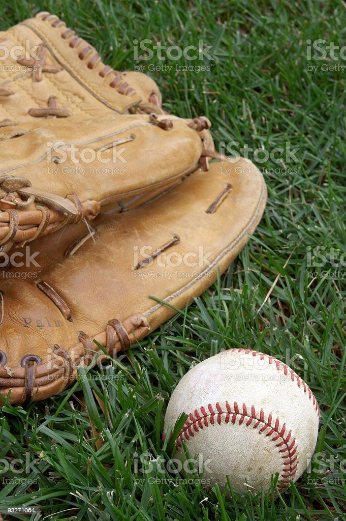 American Baseball #1 stock photo