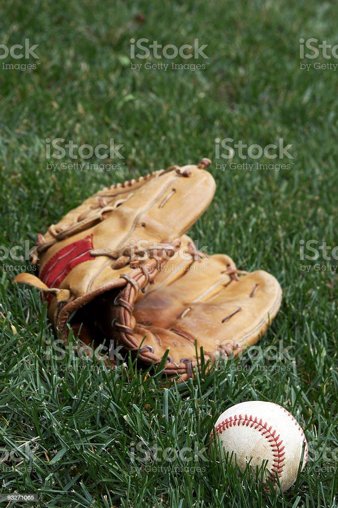 American Baseball #4 royalty-free stock photo