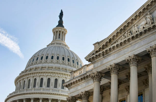 american capital building. - government stock pictures, royalty-free photos & images