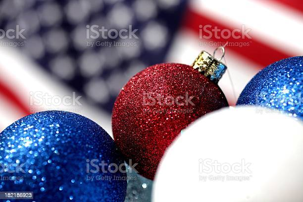 American Christmas Stock Photo - Download Image Now