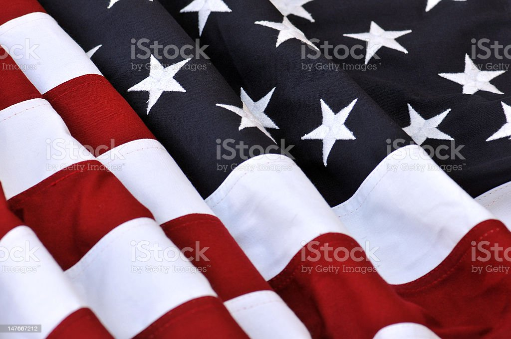 American Colors royalty-free stock photo