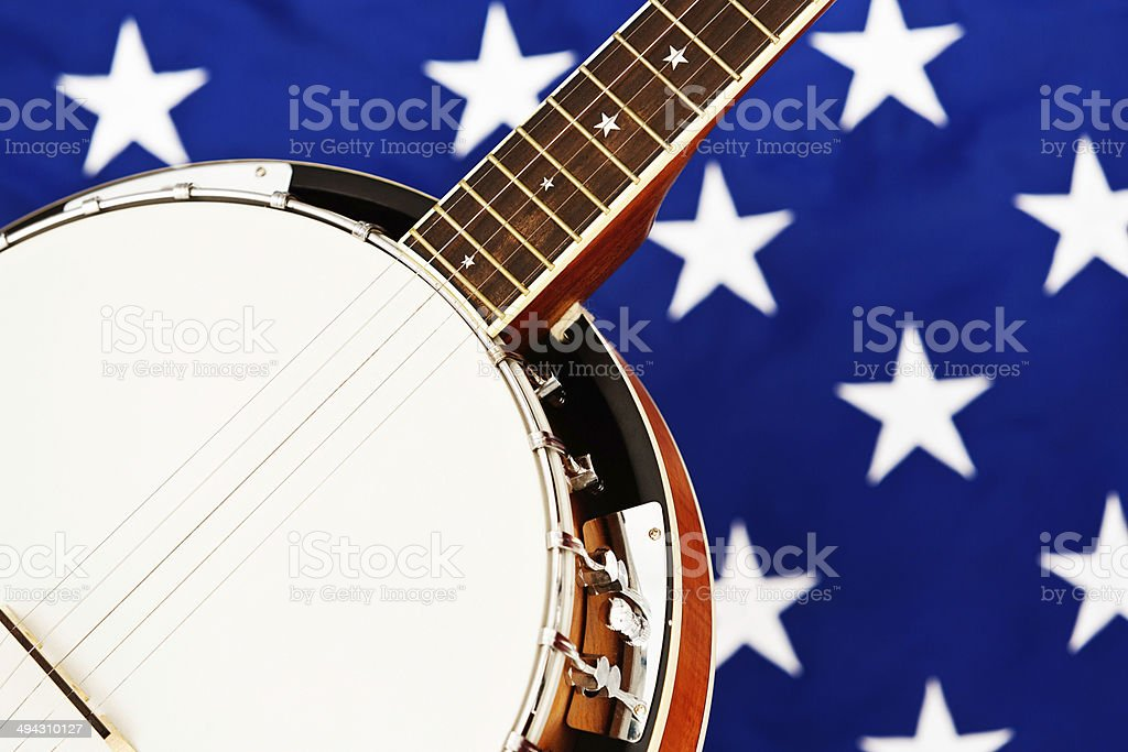 American country music rules - and rocks! royalty-free stock photo