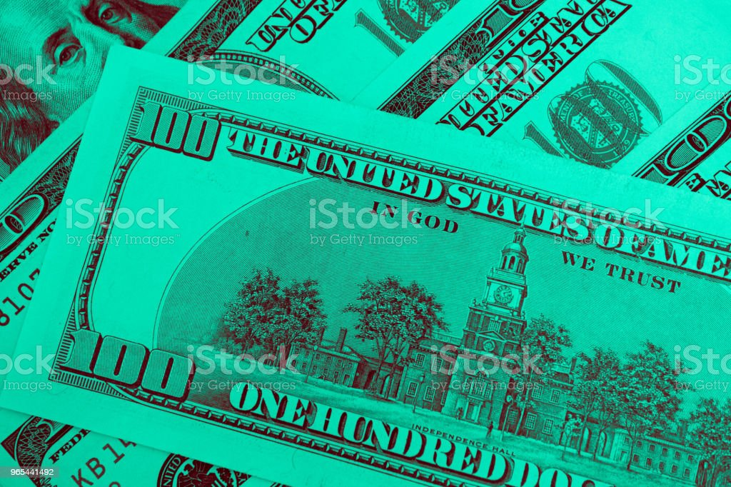 American dollar backdrop, business concept. royalty-free stock photo
