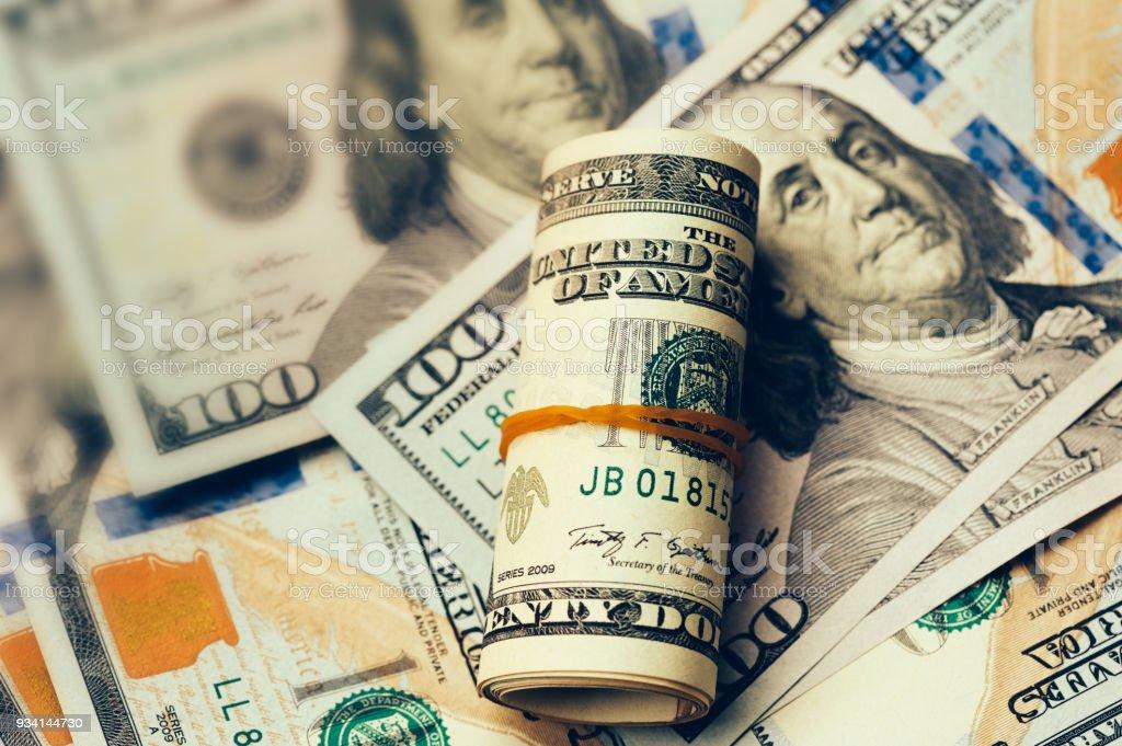 american dollars cash money – zdjęcie