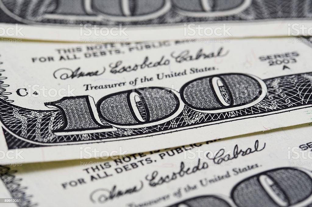 Американский доллар Стоковые фото Стоковая фотография