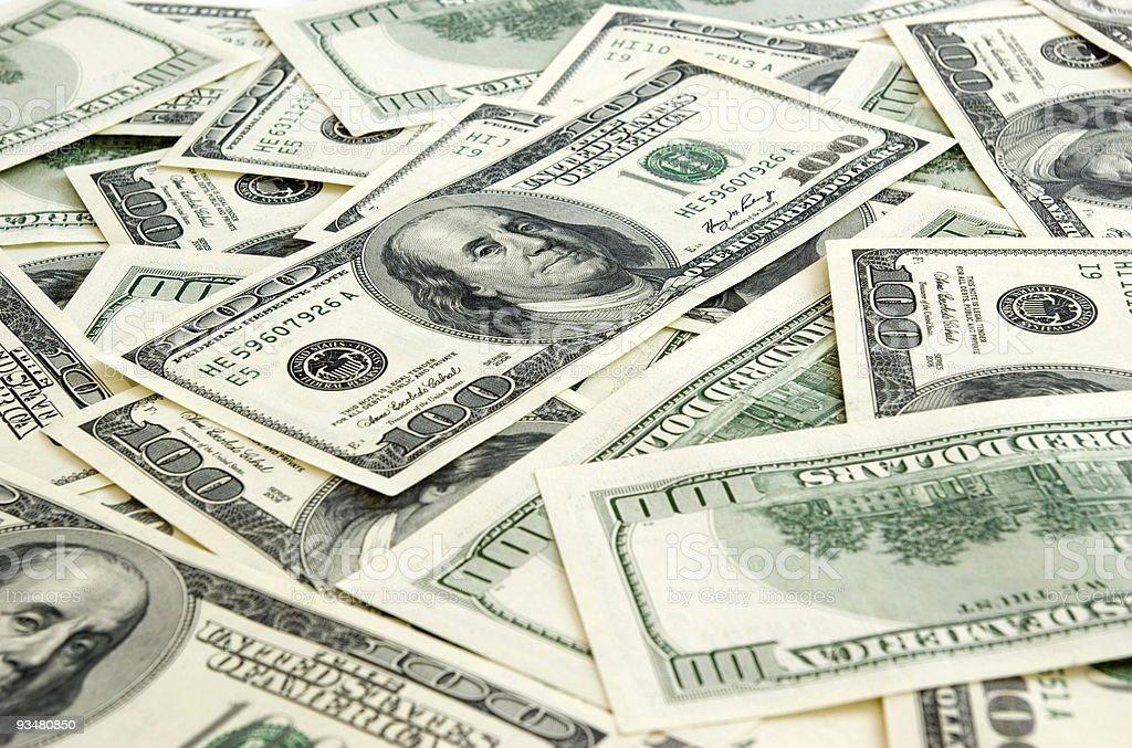 미국 달러 - 로열티 프리 0명 스톡 사진