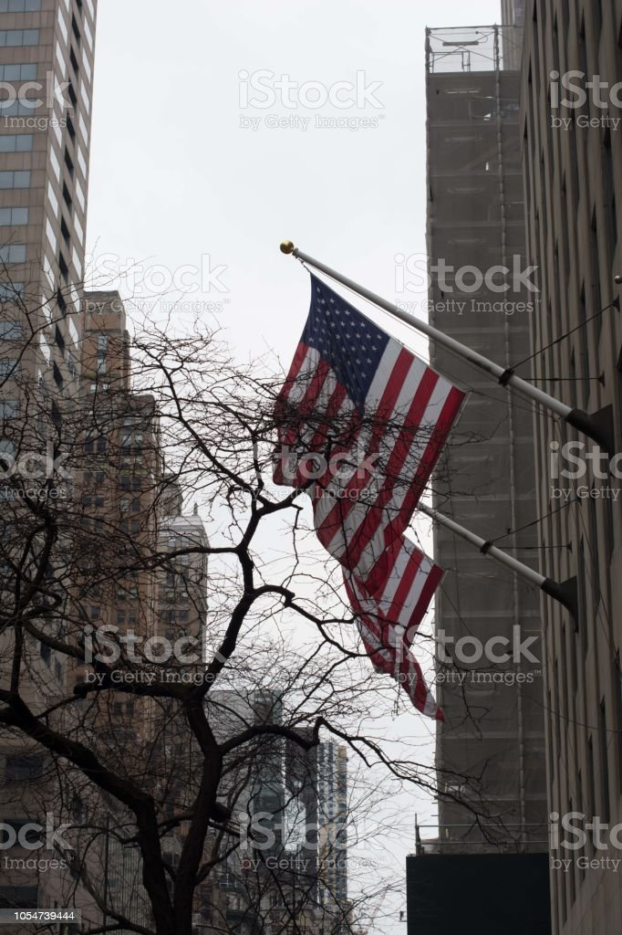 American dream stock photo