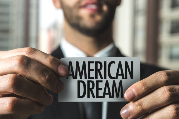 American Dream American Dream green card stock pictures, royalty-free photos & images