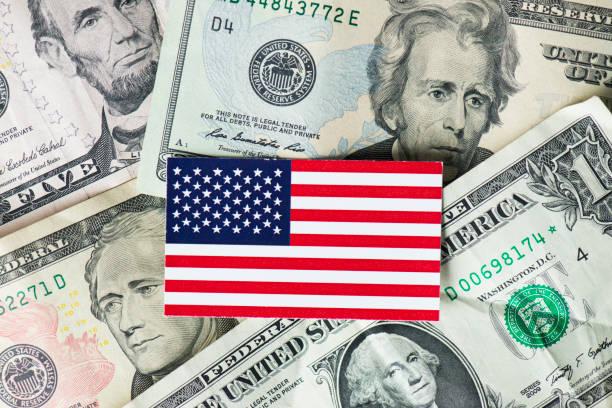 amerikanische wirtschaft - imperialismus stock-fotos und bilder