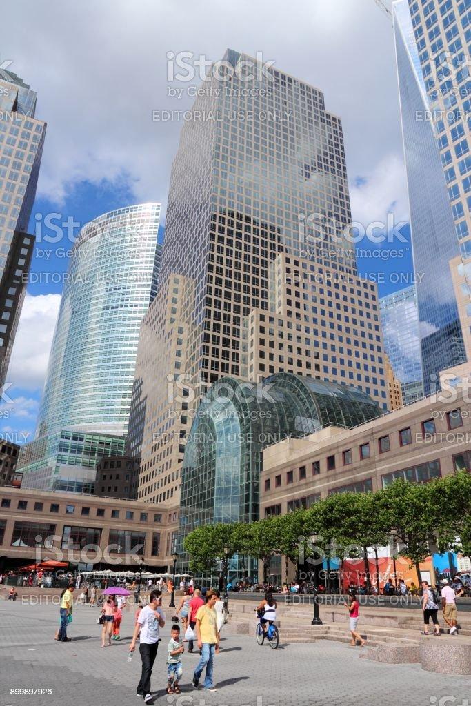 American Express Tower - foto de stock