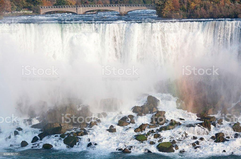 American Falls stock photo