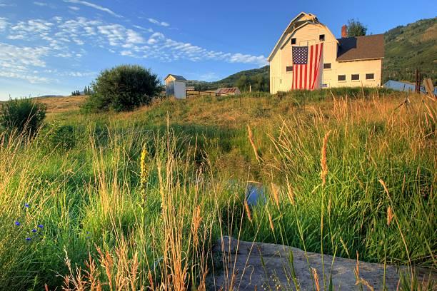 American ferme - Photo