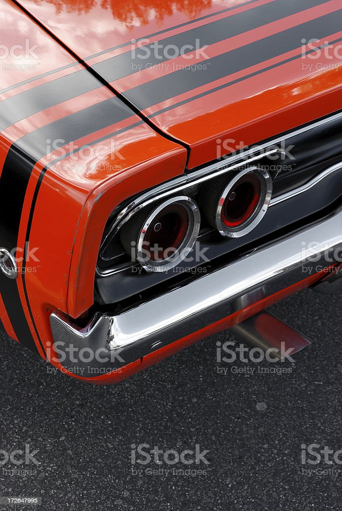 american fast back royalty-free stock photo