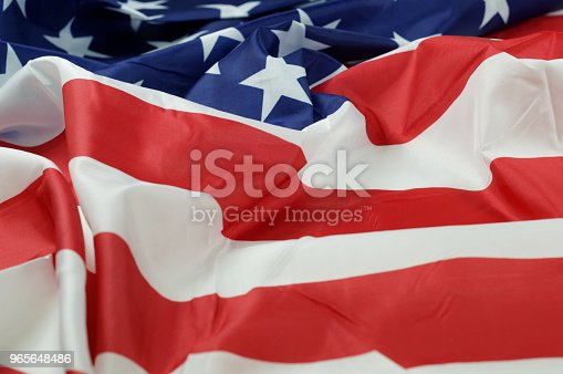 953130996istockphoto American Flag background for Memorial Day or 4th of July celebration 965648486