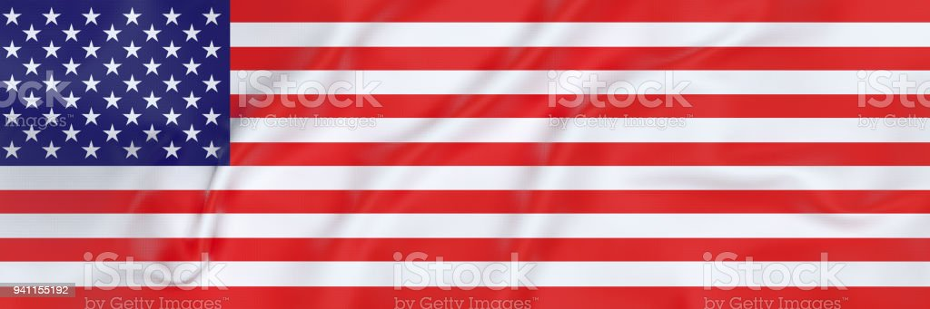 american flag banner stock photo more pictures of american culture