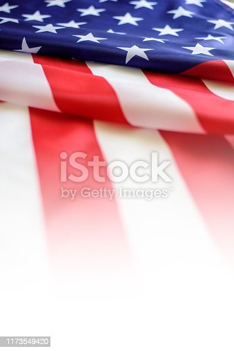 579407234 istock photo American Flag Close Up 1173549420