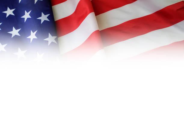 american flag close up - кандидат на пост президента стоковые фото и изображения