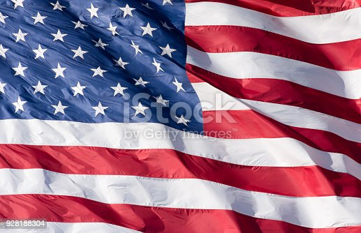 istock American Flag Close Up 928188304