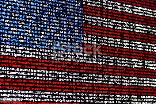 istock American flag consisting of computer code symbols 848691518