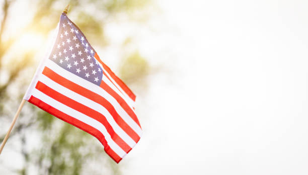 American flag for Memorial Day, 4th of July, Labour Day American flag for Memorial Day, 4th of July, Labour Day. Independence Day. independence day photos stock pictures, royalty-free photos & images