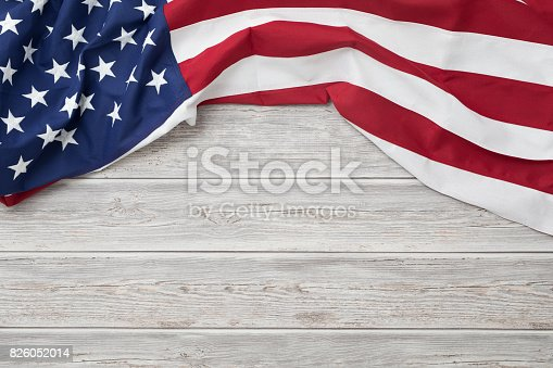 istock American flag for Memorial Day, 4th of July, Labour Day 826052014