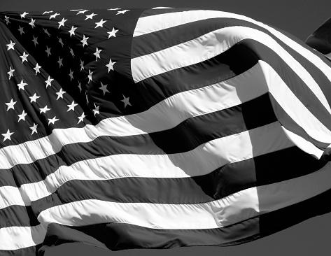 flag american usa waving flags