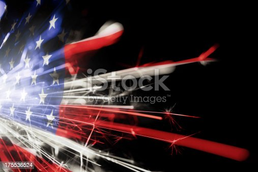 182764873istockphoto American flag made of sparklers 175536524