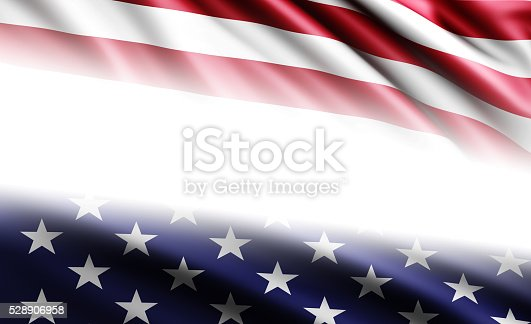 182764873istockphoto American Flag on White Background 528906958