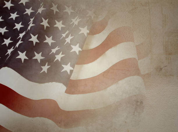 american flag - american flag stock pictures, royalty-free photos & images