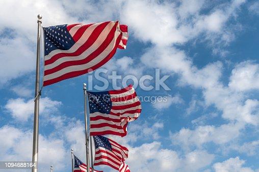 istock American flag 1094688164
