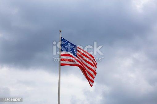 istock American Flag 1130149252