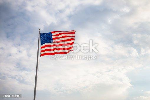 istock American Flag 1130149281